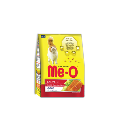 MeO Dry Food - Salmon Flavour