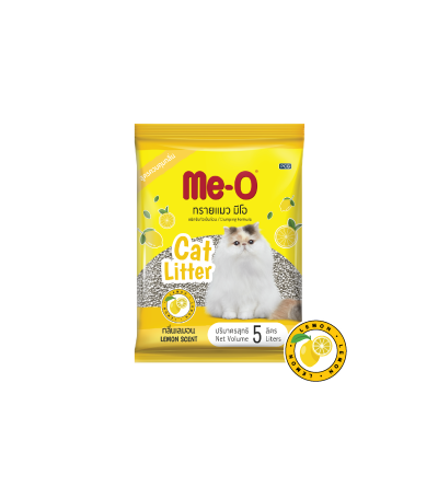 MeO Cat Litter - Lemon