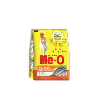MeO Dry Food - Mackerel...