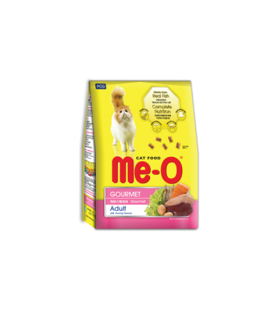 MeO Dry Food - Gourmet Flavour