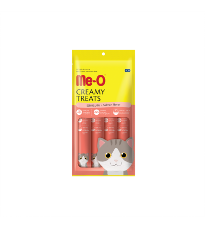 MeO Cat Lick - Salmon Flavour