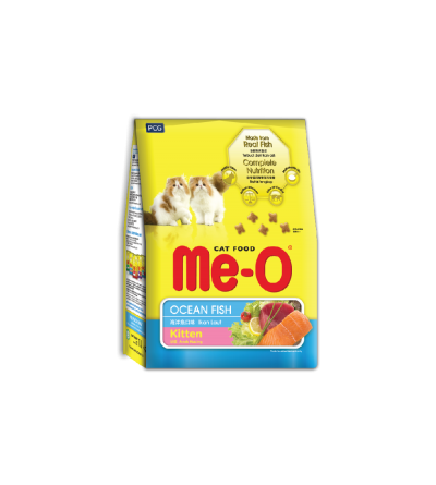 MeO Dry Food - Ocean Fish...