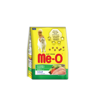 MeO Dry Food - Chicken &...