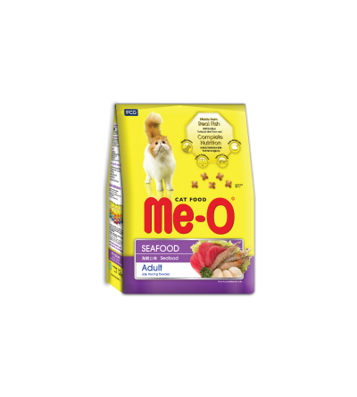 MeO Dry Food - Seafood Flavour
