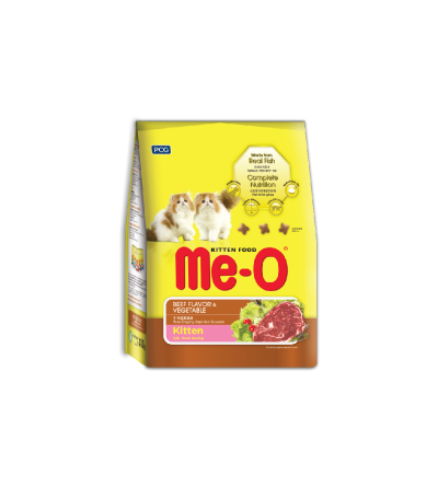 MeO Dry Food - Beef &...