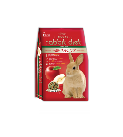 Rabbit Diet : Apple Flavour