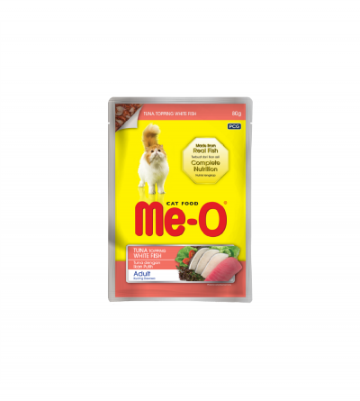 MeO Cat Pouch - Tuna...